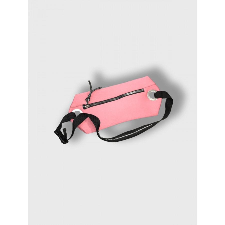 FANNY PACK - Růžová